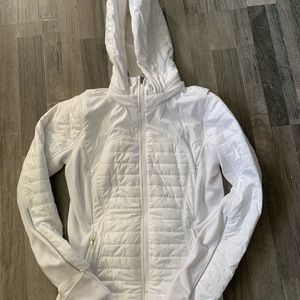 ❌SALE❌Like  new white First Mile jacket 10🌟